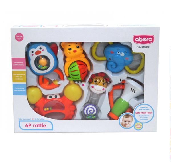 جغجغه مدل baby toys کد 91099