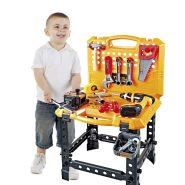 ست اسباب بازی ابزار نجاری مدل kids tool