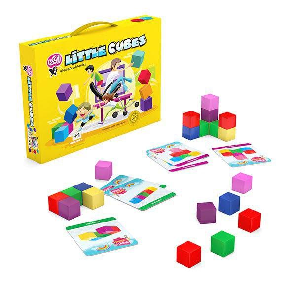 بازی آموزشی مکعب های کوچولو