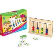 بازی آموزشی رنگارنگ