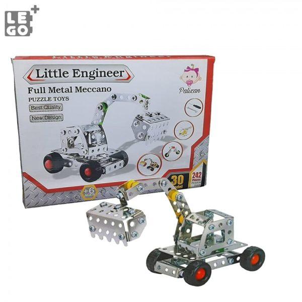 سازه فلزی 30مدل Little Engineer