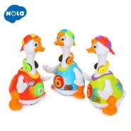 بازی آموزشی هولا طرح اردک سرگردان کد 282