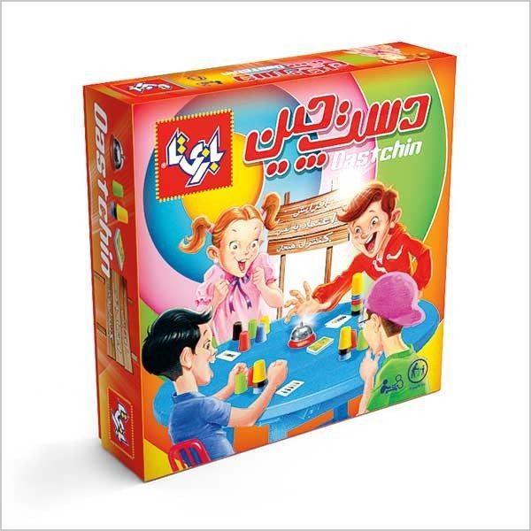 بازی آموزشی دست چین برند بازی تا