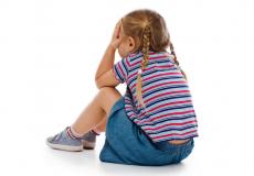 طرز رفتار صحیح والدین با قهر کودکان
