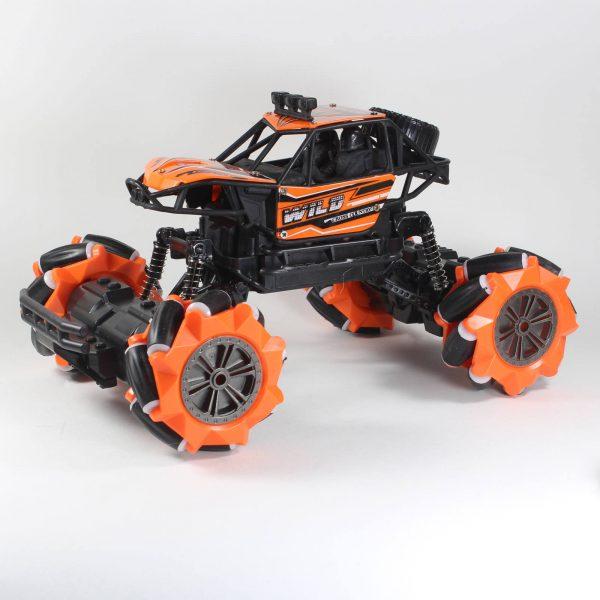 ماشین بازی کنترلی طرح Drift King مدل Climber Car کد 0005