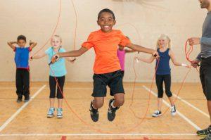 فواید طناب زدن برای کودکان