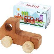 ماشین اسباب بازی چوبی مدل HiCar4