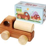 ماشین اسباب بازی چوبی مدل HiCar1