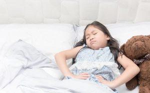 دلایل دل درد کودکان