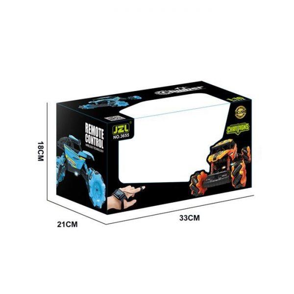 ماشین بازی کنترلی آفرود مدل Champions کد 3655