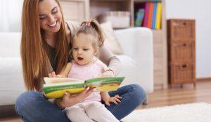 فواید داستان خواندن برای کودکان