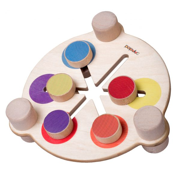 بازی آموزشی پوپولوس مدل Parpo