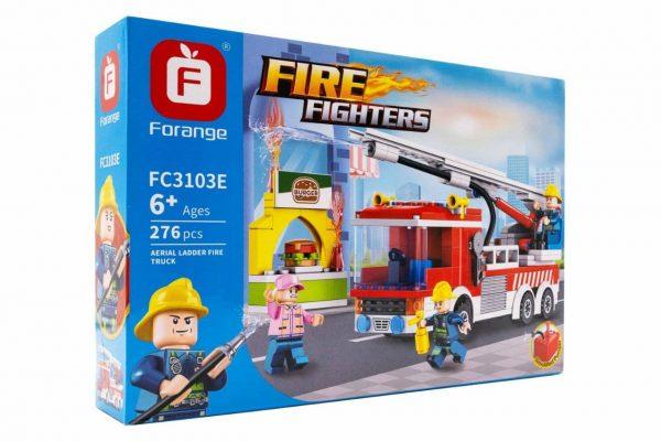 لگو ماشین آتش نشانی کد FC3103E