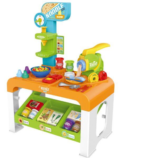 ست میز خمیر بازی نودل ساز Bowa کد 8748