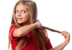 ارتباط موی بلند و رشد کودک