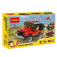 لگو architect برند decool کد 3133