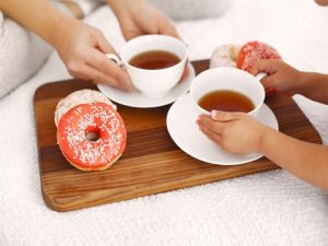مصرف چای برای کودکان مناسب است؟