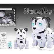 ربات سگ کنترلی Naughty کد 9872