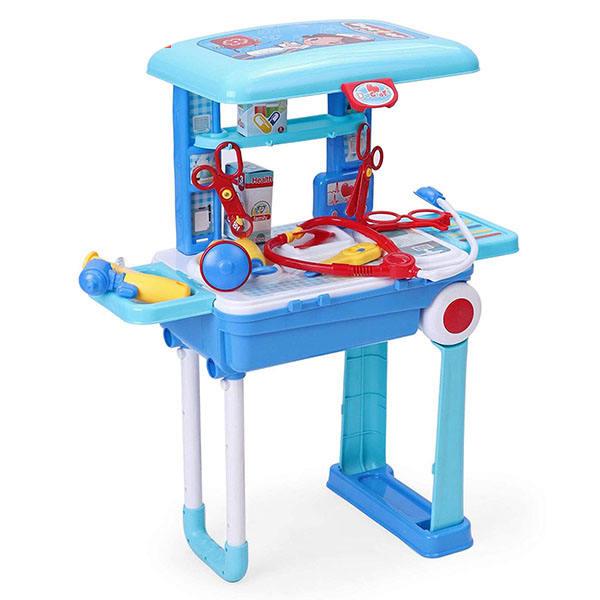 ست اسباب بازی دکتری چمدانی مدل 925-008