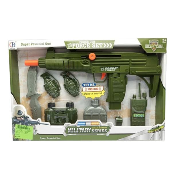 ست اسلحه صدا دار 930 A6