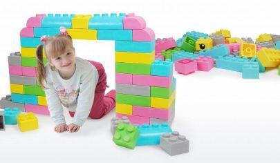 فواید لگو بازی برای کودکان