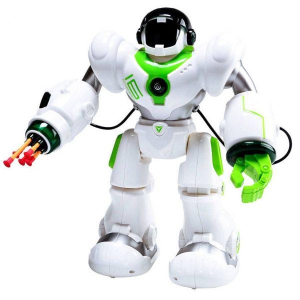 ربات کنترلی با پرتاب تیر ROBOCOP PRESIDENT کد 5088