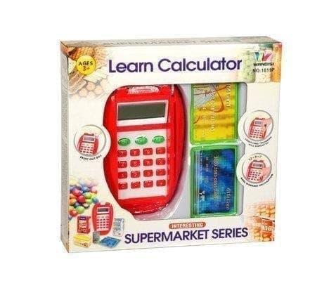 اسباب بازی ست کارت خوان کد 1611