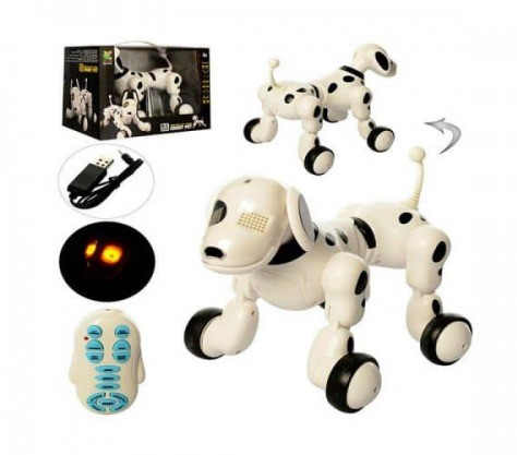 ربات سگ کنترلی هوشمند SMART PET کد 6013