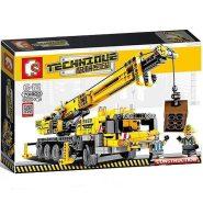 لگو جرثقيل Technic Crane کد 701800